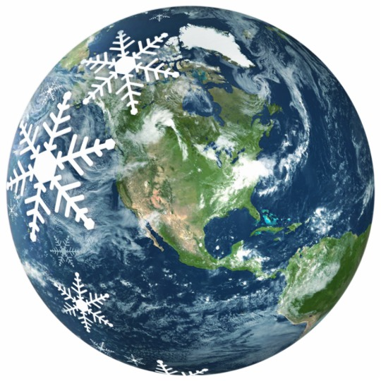 planet earth christmas ornament