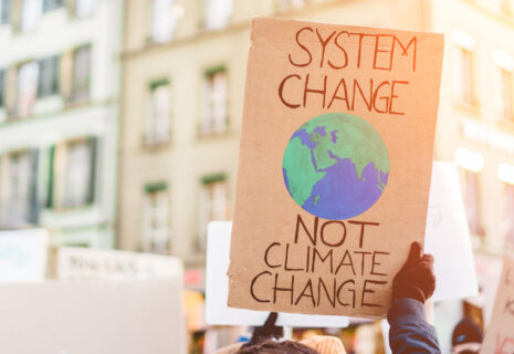 system change not climate change 2